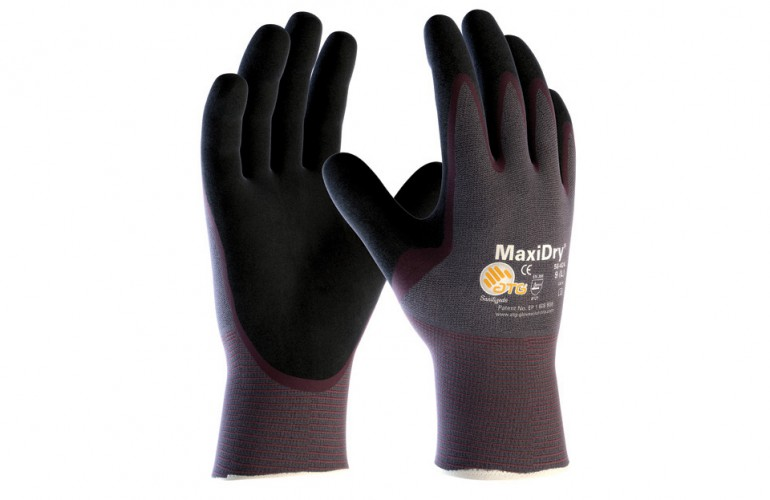 Atg MaxiDry® 56-424 Palm İş Eldiveni