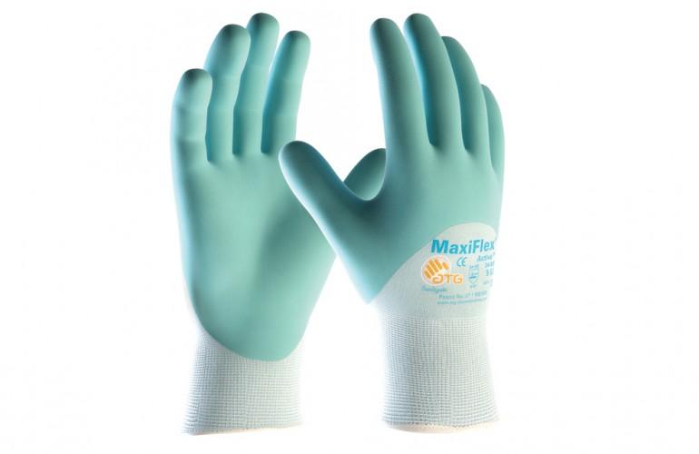 Atg MaxiFlex® Active 34-825 3/4 Dipped Antistatik Eldiven