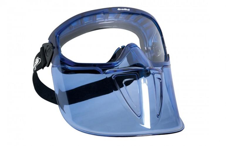 BOLLE BLAST PC / BLAST AC-CHEM Yüz Vizörlü Goggle Gözlük