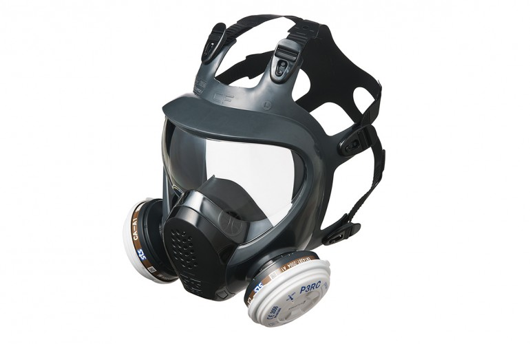 STS CF01 Tam Yüz Maskesi