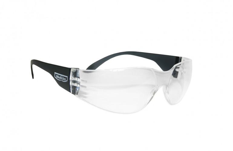 MaxiGlass® 500 Şeffaf İş Gözlüğü