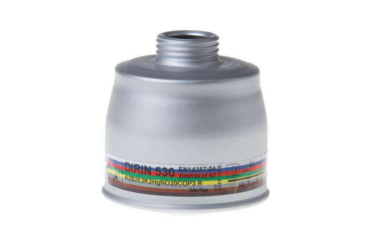 DIRIN 530 A2B2E2K2 Hg NO 20CO P3 R Filtre