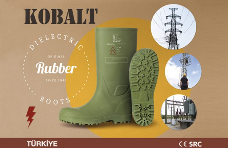 KOBALT Elektrikçi Çizmesi 36kV