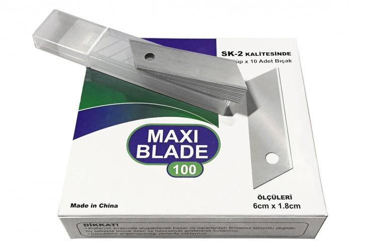 Maxi Blade 100 Yedek Bıçağı