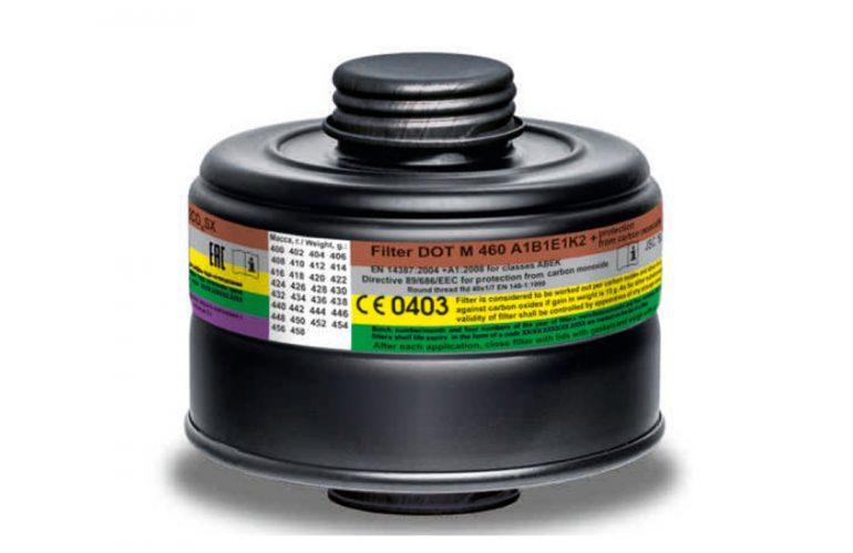 DOT M 460 А1B1E1K2 CO₁₅SX Filtre