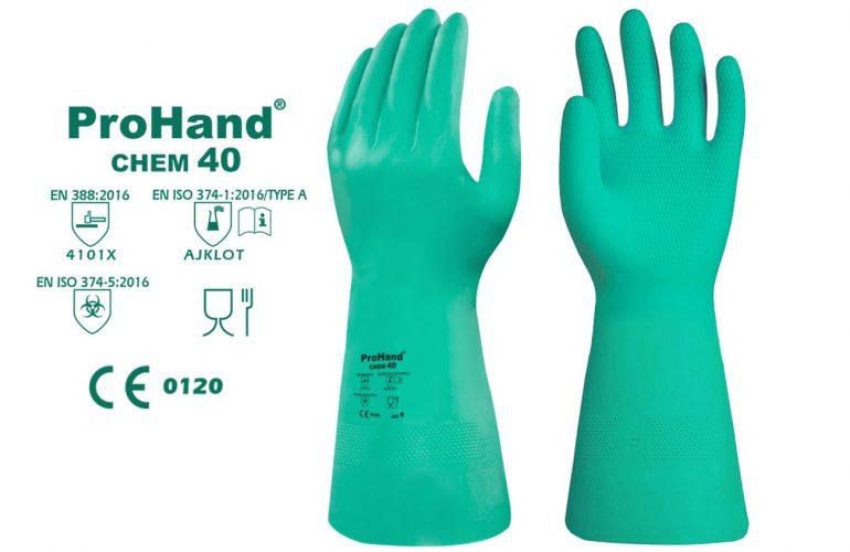 ProHand® CHEM 40 Kimyasal Eldiven