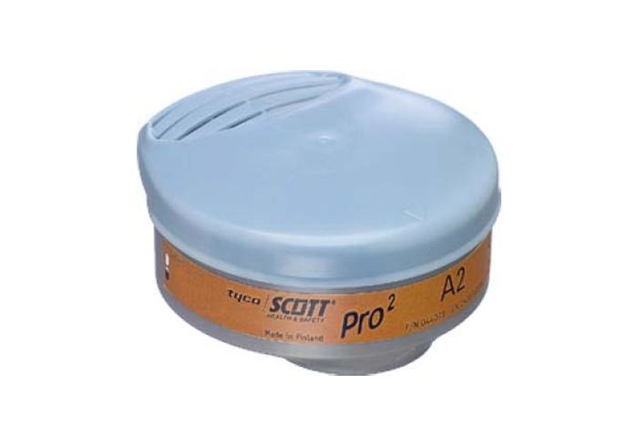 SCOTT Pro² A2 Filtre