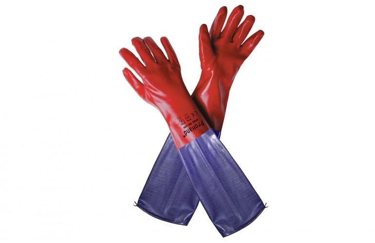 ProHand® PVC 60cm OXFORD Kimyasal Eldiven
