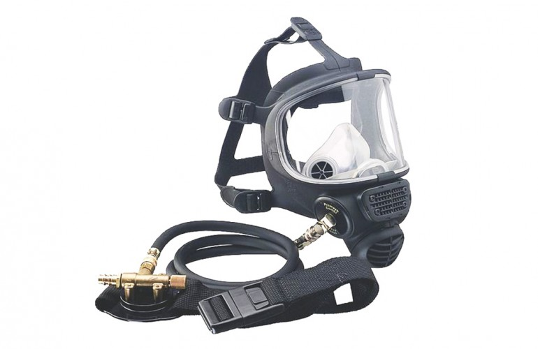 SCOTT Promask Combi Tam Yüz Hava Beslemeli Solunum Maskesi