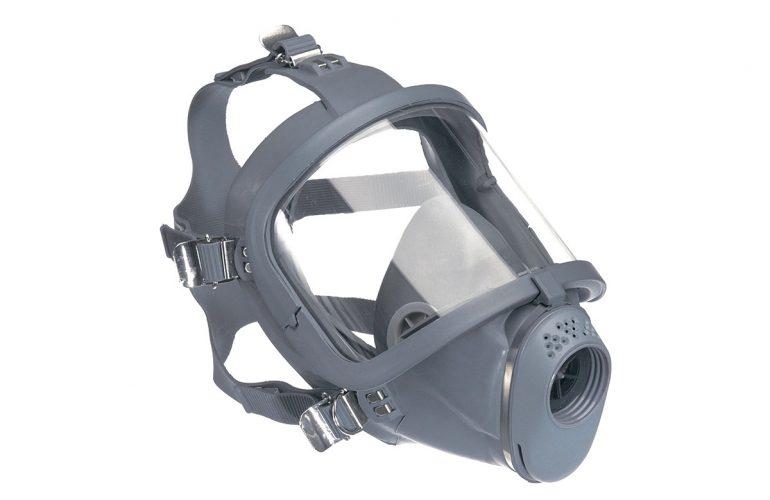 SCOTT FM2 Sari Tam Yüz Solunum Maskesi TM3 (Motorlu Solunum)