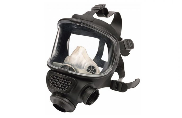 SCOTT Promask PP LQF Pozitif Basınçlı Tam Yüz Maskesi