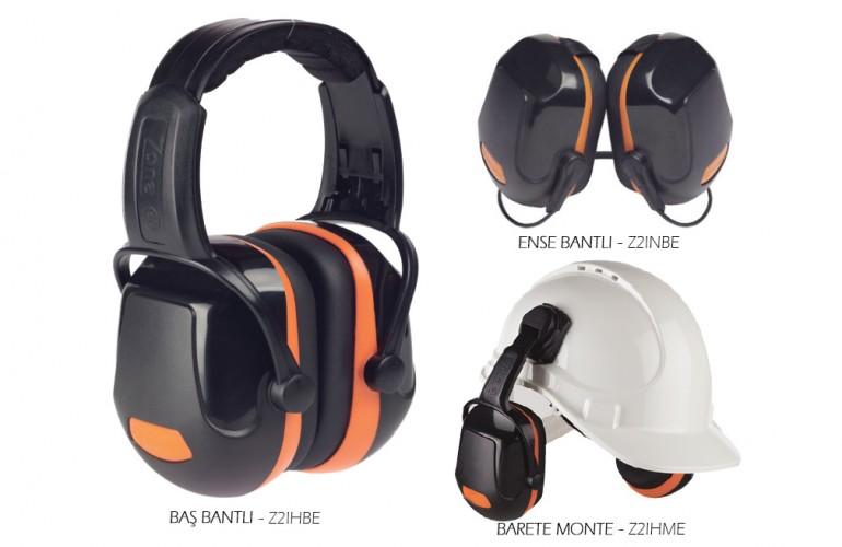 SCOTT ZONE 2 Yüksek ve Orta Seviye Gürültüden Koruyucu Kulaklıklar