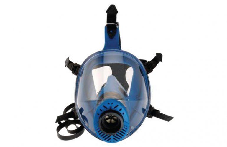 SPASCIANI TR 2002 CL2 Tam Yüz Solunum Maskesi