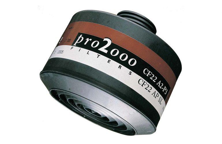 SCOTT Pro2000 A2 P3 R Filtre