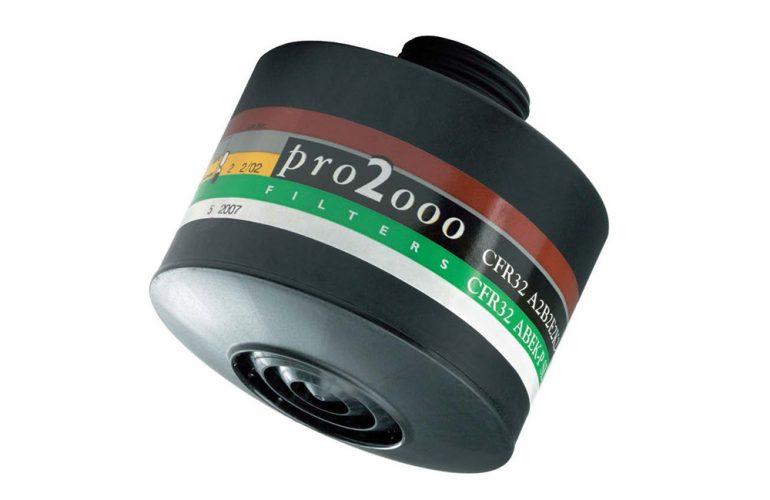 SCOTT Pro2000 A2B2E2K2 P3 R Filtre
