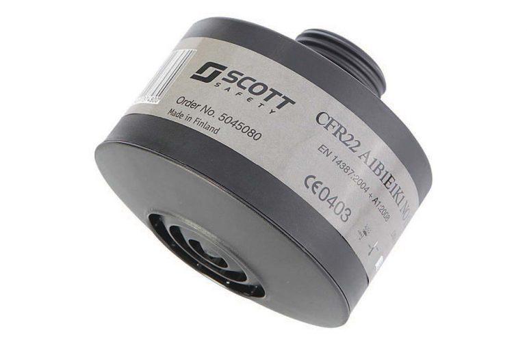 SCOTT Pro2000 A1B1E1K1 NO CO20 P3 R D Filtre