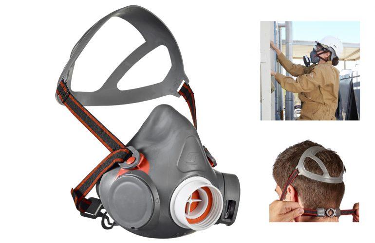 SCOTT AVIVA 40 Yarım Yüz Solunum Maskesi